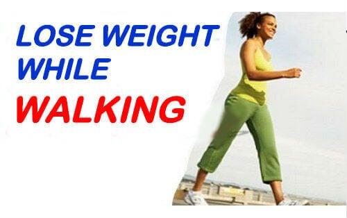 Gå for å gå ned i vekt