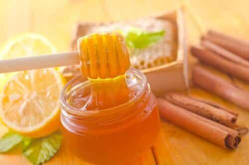 Fantastiske fordeler med honning og kanelpulver!