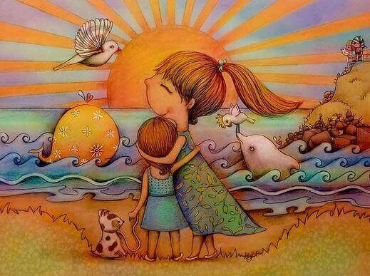 barn-kjærlighet