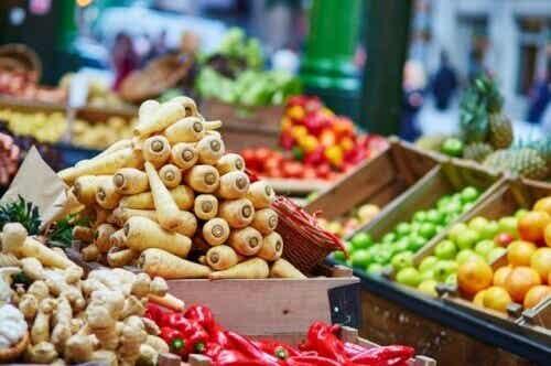 Frankrike forbyr matavfall fra supermarkeder