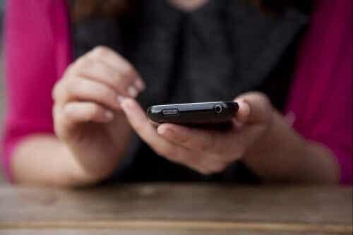 Har du hørt om smarttelefon-syndrom?
