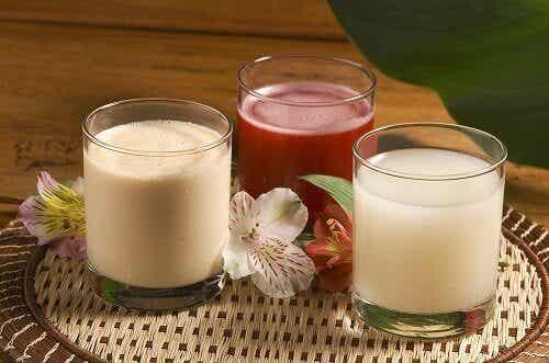 Juicer som renser nyrene dine og forbedrer sirkulasjonen