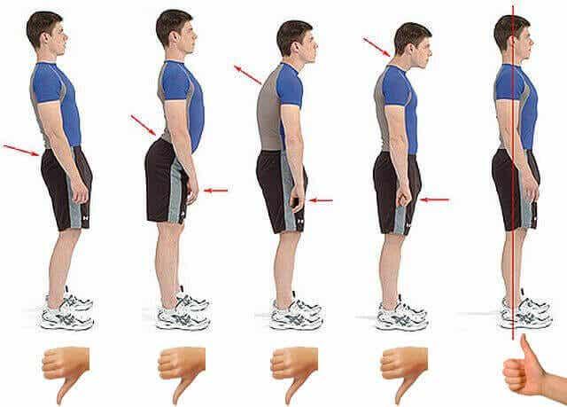 Få bedre holdning med disse 6 teknikkene