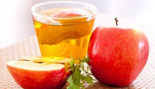 eplecidereddik er næringsrik for huden din
