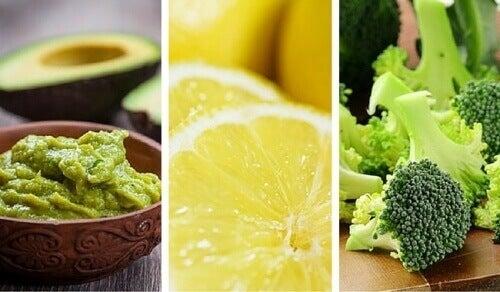 De 6 beste alkaliske matvarene på planeten