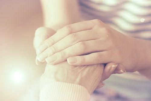 Omsorgssyndromet:Hvordan ta vare på omsorgspersoner