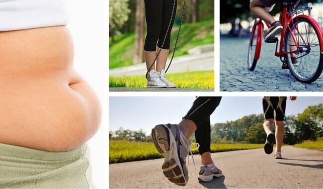 7 øvelser for mer effektivt vekttap