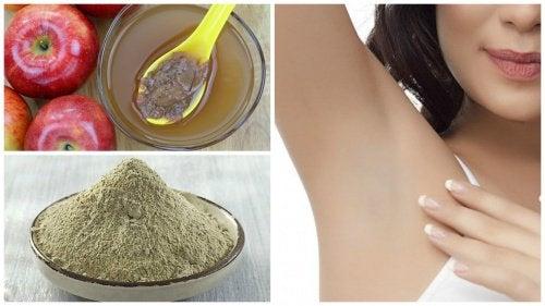 Detox armhulene dine og forebygg brystkreft