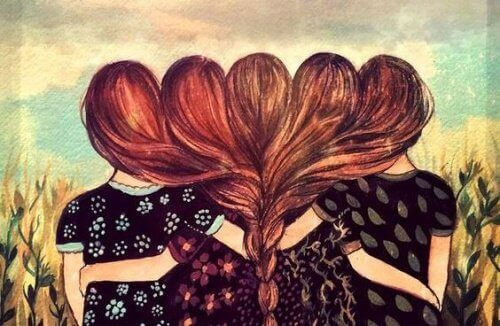 "Dine søskenbarn: Venner og ""andre søsken"""