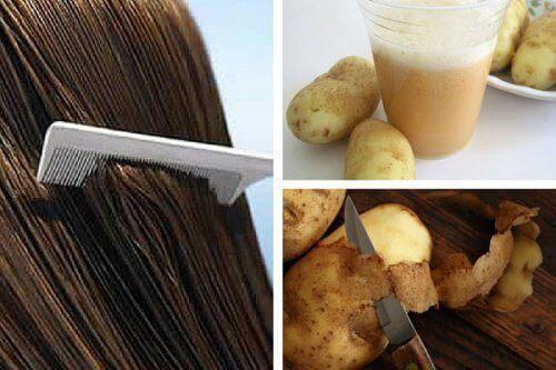 5 naturlige måter å skjule tidlig grått hår