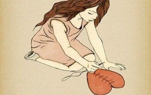 Tidens hender vil ikke alltid lege sår