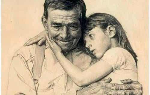 Besteforeldre dør ikke, de lever i våre hjerter