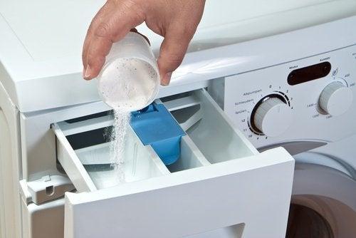 vaskemaskin-rengjoring