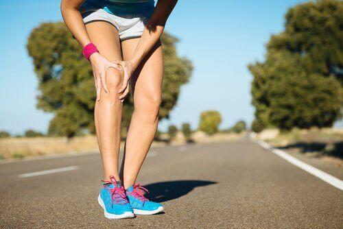 Hva knærne dine sier om helsen din