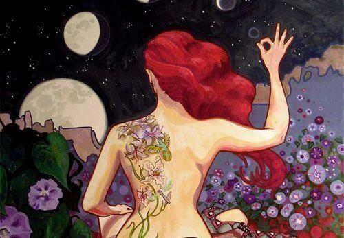 Kvinnelig healing - 5 viktige søyler