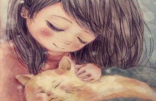 Verdien av å lære barn å si takk og vær så snill