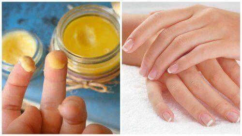 Få hendene dine til å se yngre ut med naturlig behandling