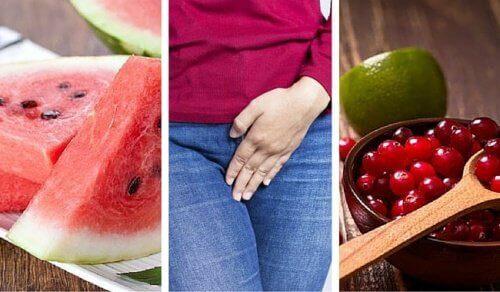5 naturlige måter å rense blæren på