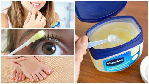 12 kosmetiske bruksområder for vaselin
