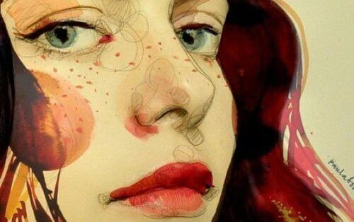 3-maleri-av-en-kvinne