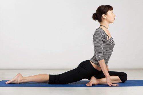 5-yogastilling