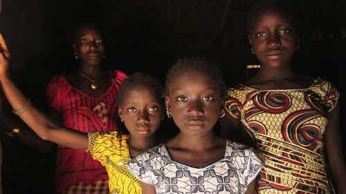 Afrika sier nei til kjønnslemlestelse av jenter