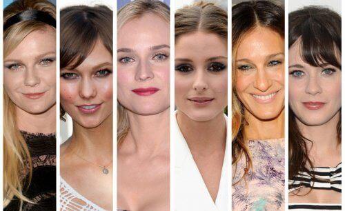 ansiktstyper-harfrisyrer