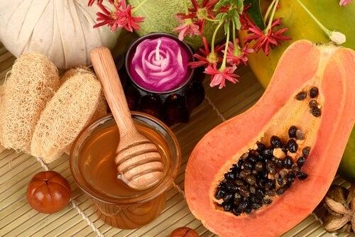 behandling med papaya