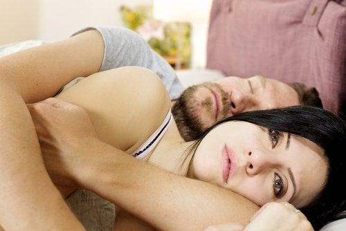 dårlig sexliv