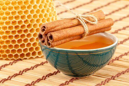 honning og kanel