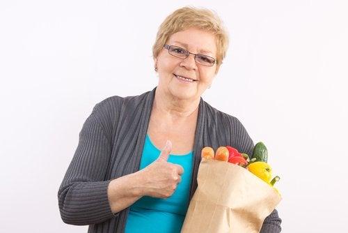kvinne-kosthold