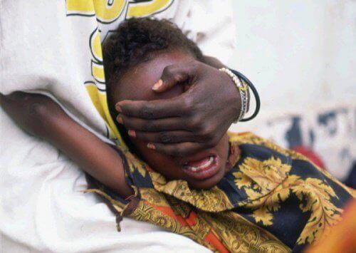 omskjæring av jenter