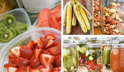 6 matoppbevaringsfeil å unngå for å holde maten frisk