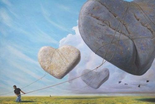 stein-hjerter