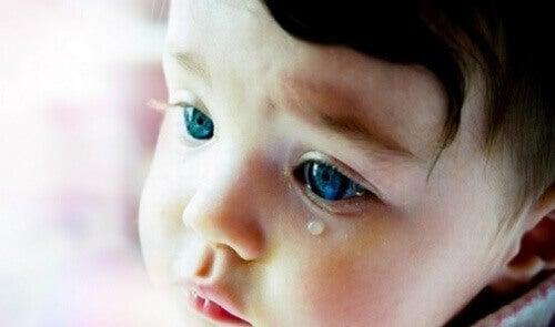 baby-gråter