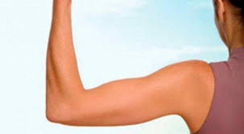 6 effektive armøvelser for å eliminere fett