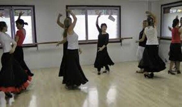 flamenco-dansing