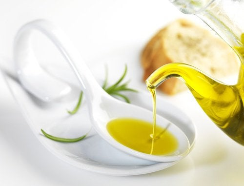 olivenolje som sminkefjerner