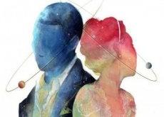profil-av-par-i-blått-og-rosa-forhold