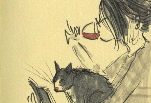 3-jente-med-katt-og-vin