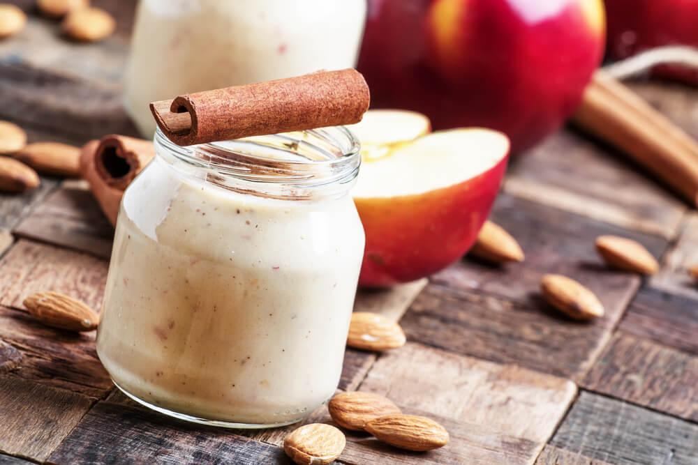 En sunn smoothie for å bekjempe søvnløshet