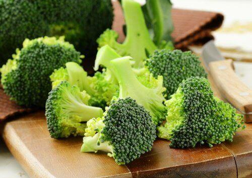 alkaliske-matvarer-brokkoli