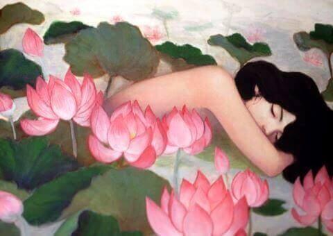blomster-kvinne-livet