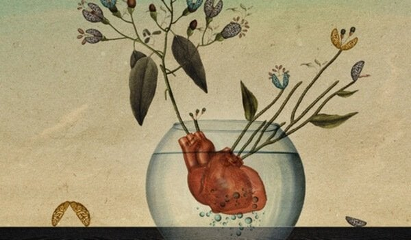 hjerte-krukke