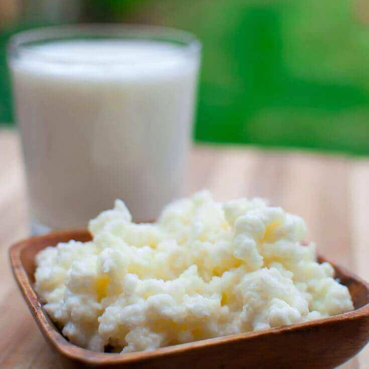 kefir for tarmfloraen