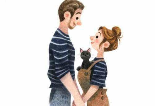 Nøkkelen til et sunt romantisk forhold