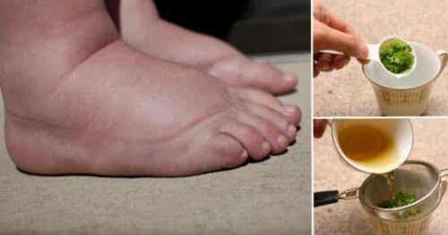 Den beste behandlingen for å lindre hovne føtter