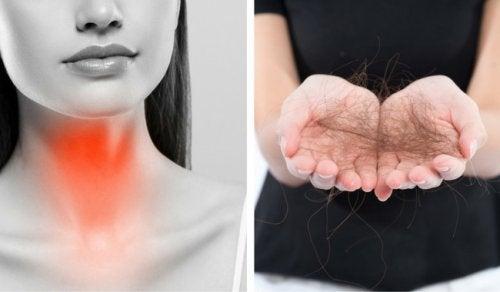 8 ting du kan gjøre for å bekjempe hårtap knyttet til skjoldbruskkjertelen