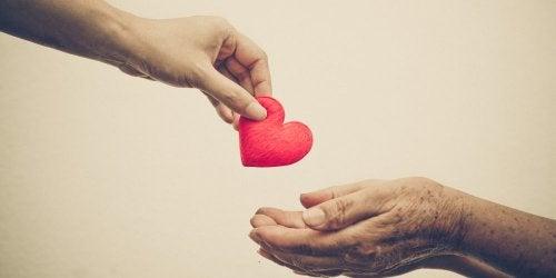 Leirepersonsyndrom: Å gi til du ikke har noe igjen