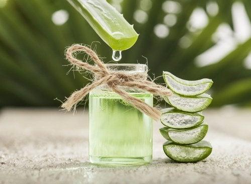 kald drikke med aloe vera